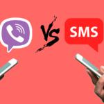 Что выбрать: SMS или Viber?